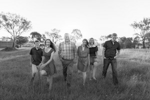 Allora, Warwick, Family Portrait, Family Photographer, Qld