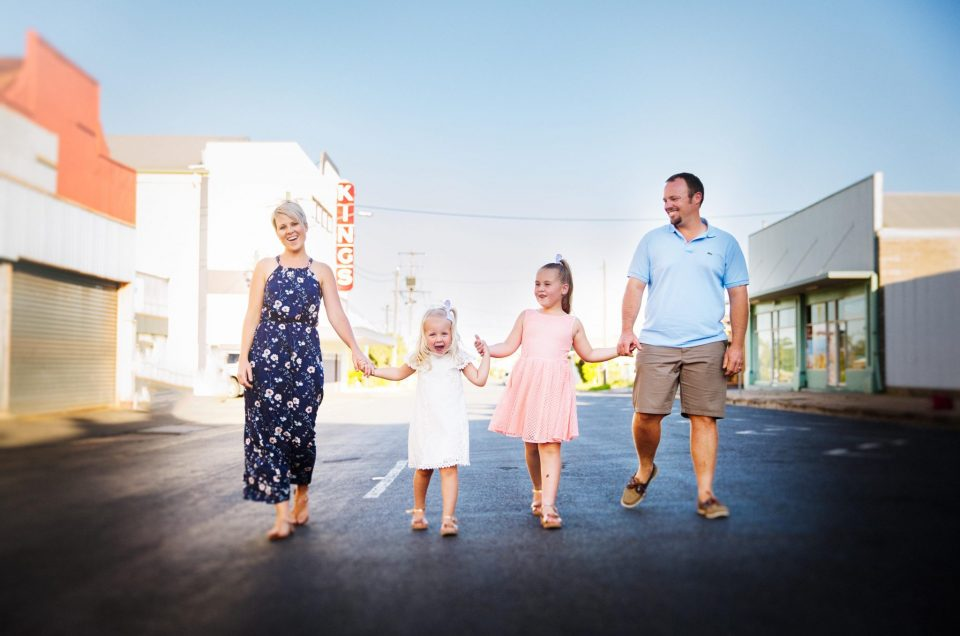 Location, Location – Choosing the right location for your family photo shoot