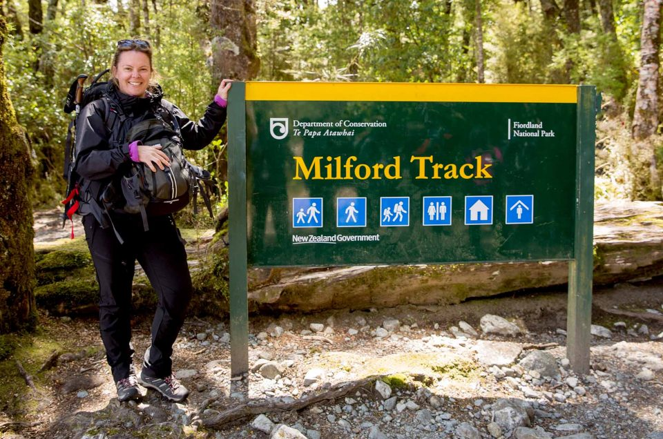 The Milford Track – A Warwick Portrait Photographer walks the Milford Track